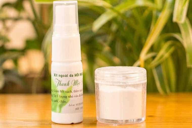 Để ngăn ngừa mùi hôi tái phát thì bạn cần kiên trì sử dụng ít nhất 5 - 7 ngày