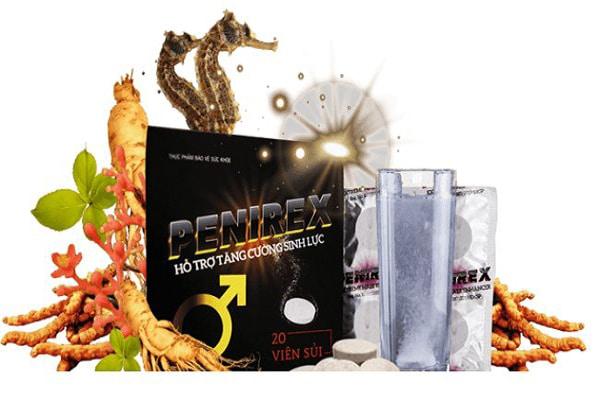 Sản phẩm Penirex là gì ?