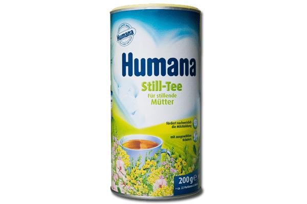 Cốm lợi sữa Humana Still - Tee tăng tiết sữa mẹ
