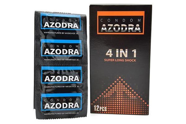 Hình ảnh bao cao su Azodra