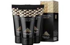 Hình ảnh gel Titan Gold