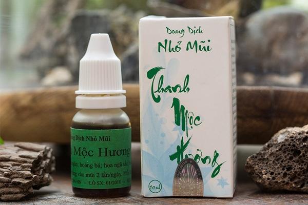 Thuốc xoang Thanh Mộc Hương