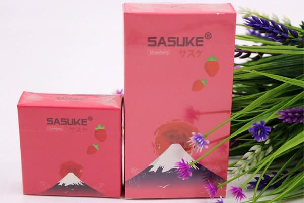 Bao cao su Sasuke Strawberry