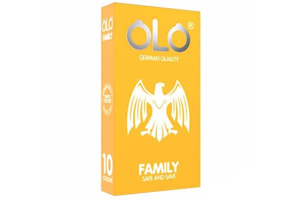 Bao cao su Olo Family