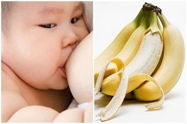 Mẹ ăn gì để sữa mát? Chuối tiêu giúp lợi sữa, sữa mẹ thanh mát hơn