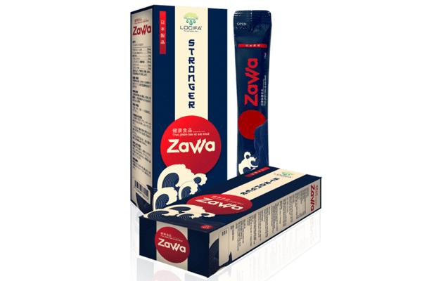 Nước uống sinh lý ZAWA