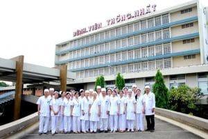 Đội ngũ y bác sĩ lành nghề giàu kinh nghiệm