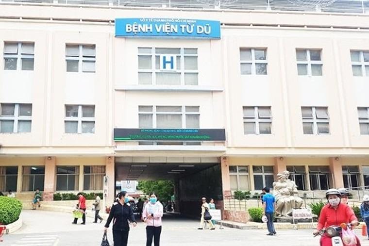 Bệnh viện Từ Dũ và quy trình khám chữa bệnh