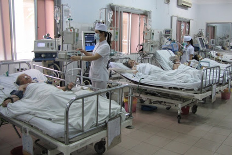 Bệnh viện 30-4 sở hữu đội ngũ y bác sĩ giàu kinh nghiệm giỏi chuyên môn