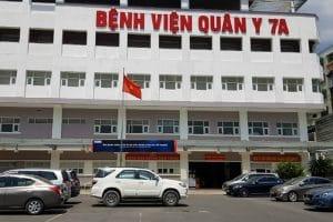 Bệnh viện 7A là địa chỉ khám bệnh được nhiều người đánh giá cao