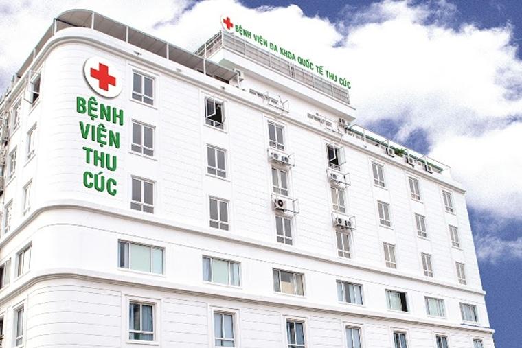 Bệnh viện Thu Cúc cơ sở Thụy Khuê