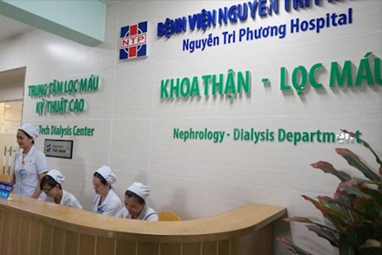 Bệnh viện đa khoa Nguyễn Tri Phương