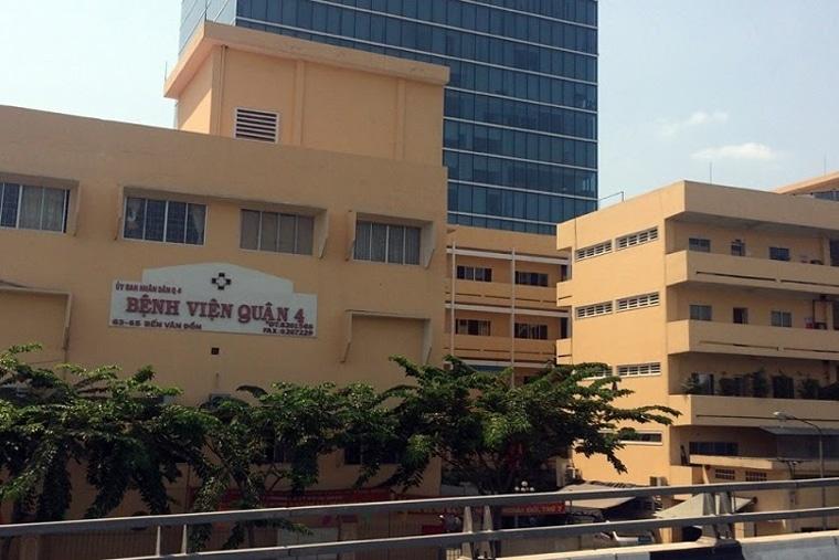Bệnh viện quận 4 - TP Hồ Chí Minh