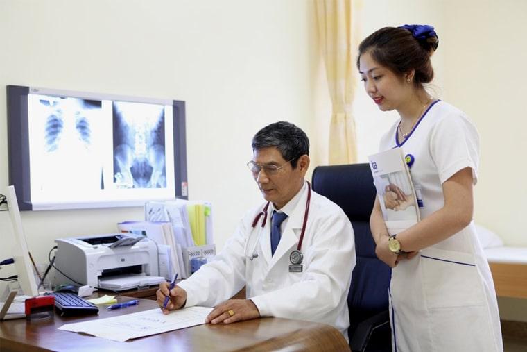 Khoa chẩn đoán hình ảnh góp phần rất lớn tìm ra căn nguyên bệnh một cách nhanh chóng, chính xác