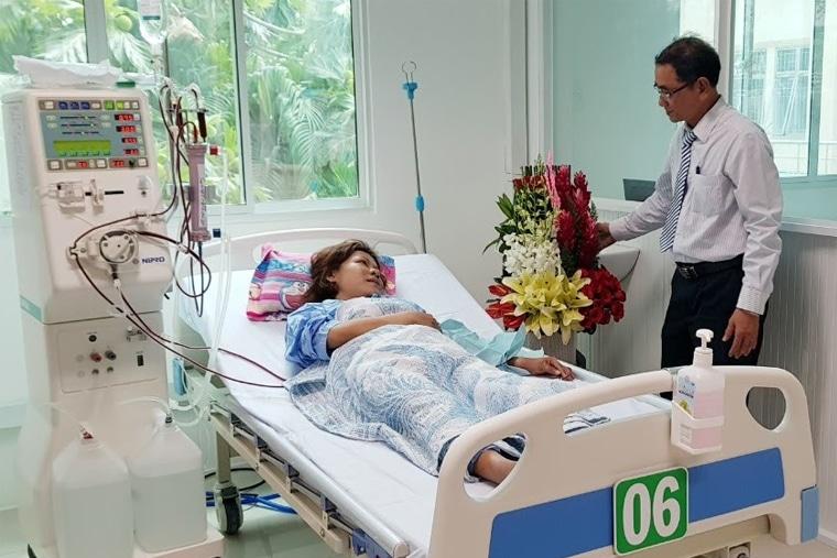 Ngày càng nhiều bệnh nhân cảm thấy hài lòng khi được điều trị tại đây