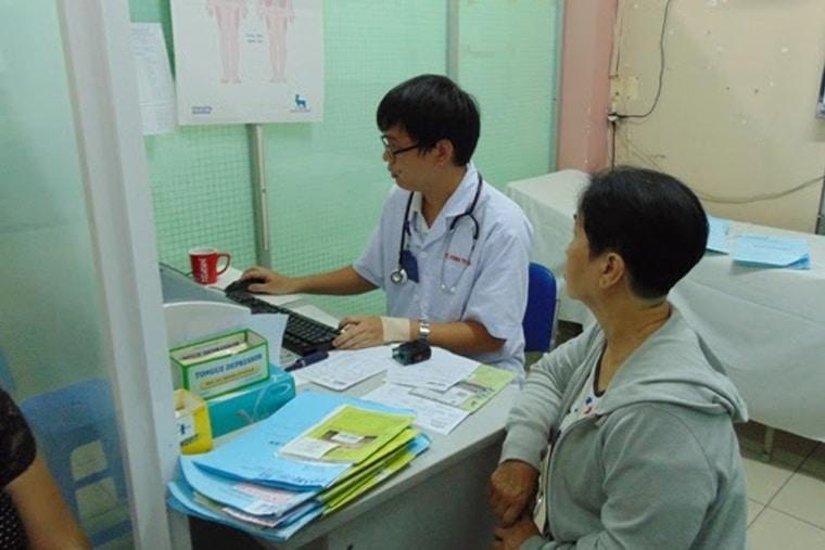 Quy trình khám bệnh tại bệnh viện