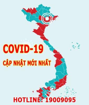 Cập nhật tình hình dịch covid-19 tại Việt Nam và Thế Giới