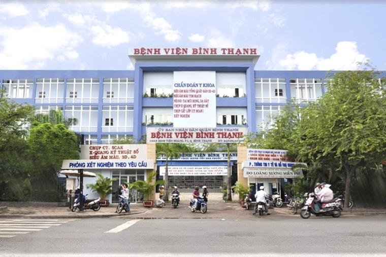 Bệnh viện quận Bình Thạnh uy tín trên cả nước trong việc khám chữa bệnh