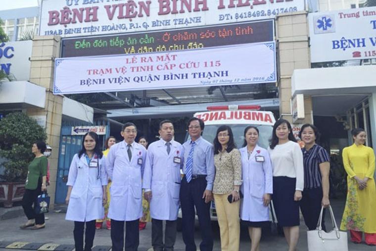 Đội ngũ bác sĩ giỏi về chuyên môn và tận tâm với nghề