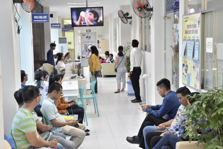 Chất lượng phục vụ nhanh chóng chính là điểm mạnh của bệnh viện