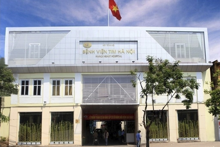 Bệnh viện tim Hà Nội là địa chỉ khám chữa bệnh uy tín