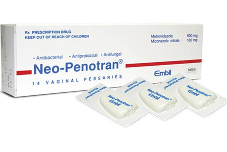Neo – Penotran là thuốc đặt phụ khoa rất được lòng chị em
