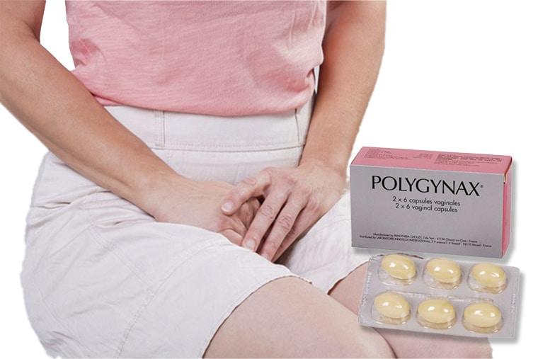 Polygynax có công dụng điều trị các chứng viêm nhiễm phụ khoa