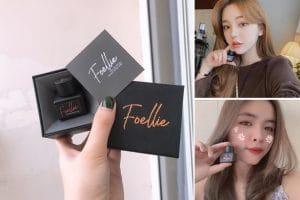 Foellie màu đen đang là dòng bán chạy nhất của hãng