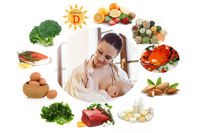 Chế độ dinh dưỡng hàng ngày ảnh hưởng đến việc sản xuất sữa