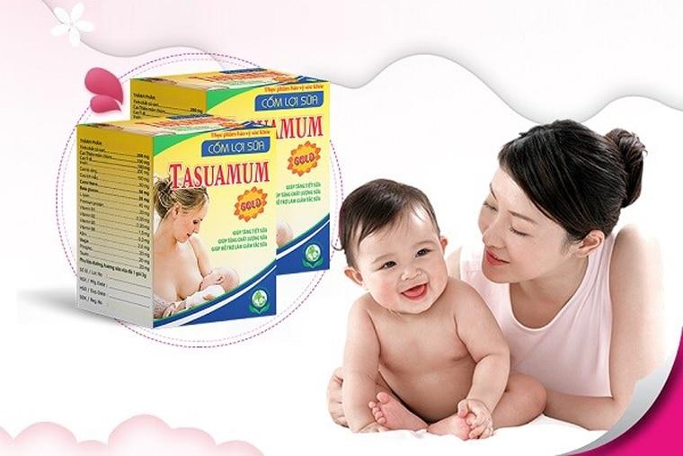 Tasuamum – Bí quyết tuyệt vời cho bé khỏe mẹ xinh