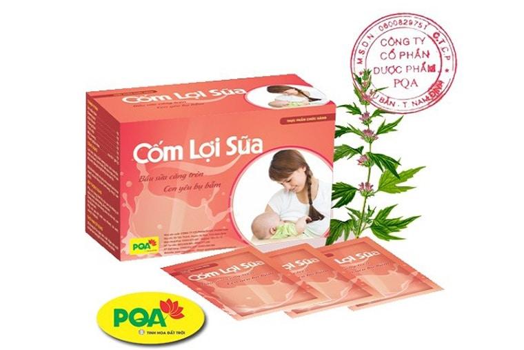 Sản phẩm PQA do Công ty Cổ phần Dược Phẩm PQA sản xuất