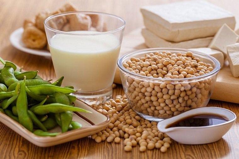 Những món ăn lợi sữa sau sinh từ đậu nành