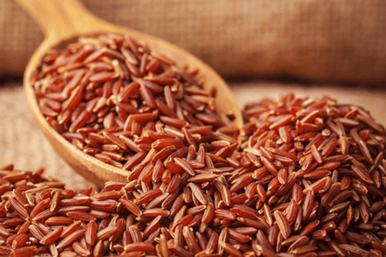 Gạo lứt còn cung cấp nhiều nước, chất xơ hòa tan và không hòa tan cho cơ thể, giúp mẹ bầu không bị mất nước