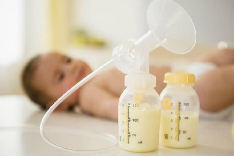 Các phương pháp kích sữa tự nhiên cũng vô cùng hiệu quả