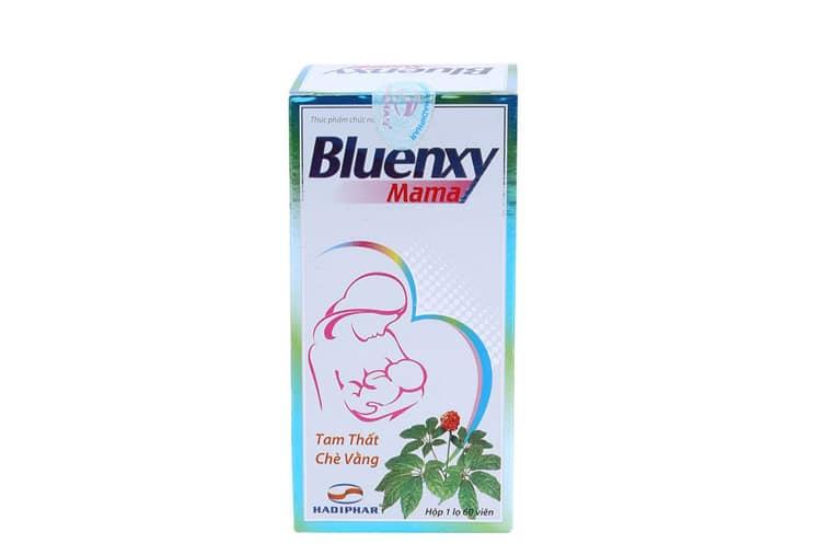 Thuốc lợi sữa Bluenxy Mama là hàng Việt Nam dành cho phụ nữ Việt Nam