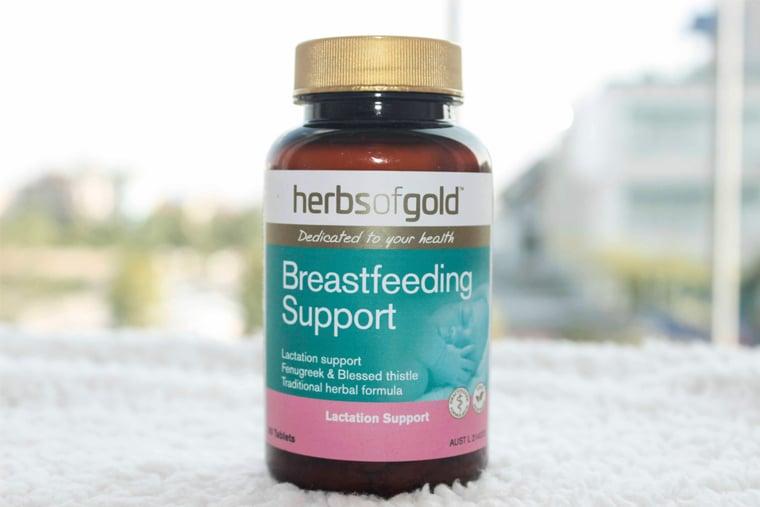 Thuốc lợi sữa Herbs of Gold Breastfeeding Support luôn nhận được nhiều phản hồi tích cực từ người tiêu dùng khắp thế giới