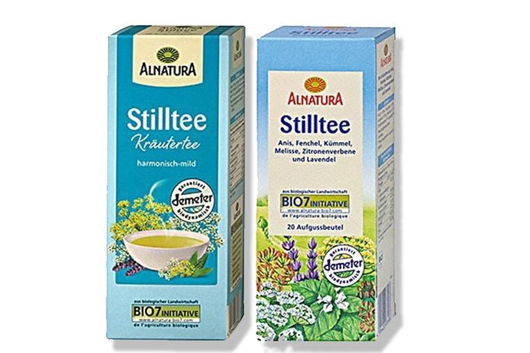 Trà lợi sữa Alnatura Stilltee nhập khẩu từ Đức