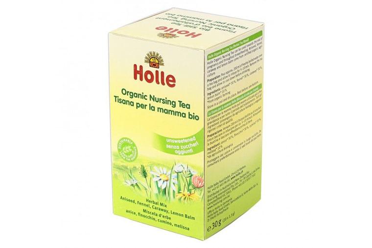 Trà Holle an toàn cho dòng sữa mẹ