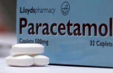 Paracetamol giảm sốt, giảm đau ở mẹ tắc tia sữa