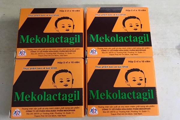 Khi sử dụng Mekolactagil cần lưu ý những vấn đề gì?