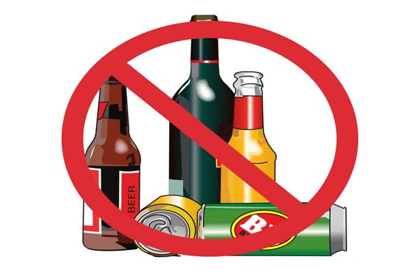 Không sử dụng thức uống có chứa cồn trong quá trình uống Mekolactagil