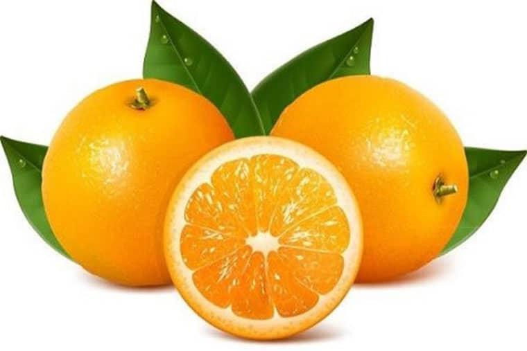 Phụ nữ sau sinh nên ăn gì thì cam là loại trái cây nên hướng tới trong lúc này