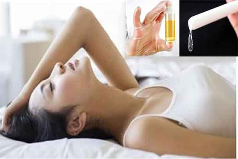 Xuất tinh nữ không phải là nước tiểu nên phụ nữ không nên xấu hổ khi có dấu hiệu xuất ra chất lỏng khi quan hệ tình dục