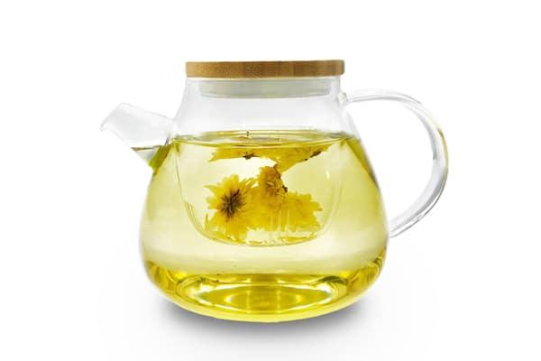 Trà có hương vị tự nhiên, dễ uống