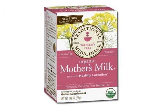 Trà Organic Mother's Milk được nhiều mẹ lựa chọn