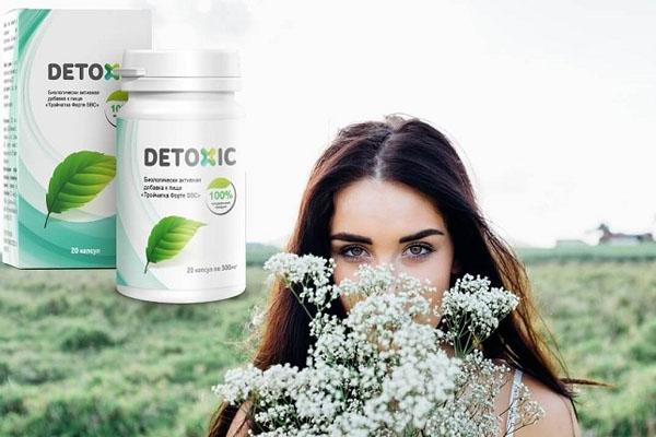 Thuốc trị hôi miệng Detoxic là sản phẩm được nghiên cứu và sản xuất tại Nga