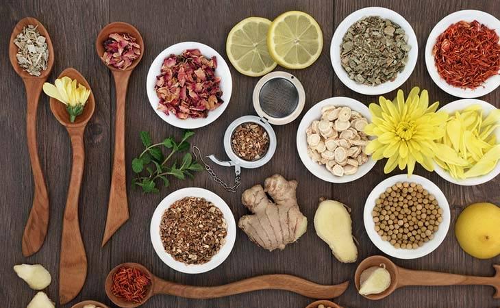 Bài thuốc Đông y điều trị viêm tai giữa