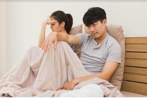 Mụn cóc sinh dục gây rạn nứt tình cảm vợ chồng