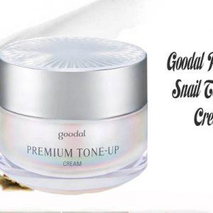 Kem Ốc Sên Dưỡng Trắng Goodal Premium Snail Tone Up
