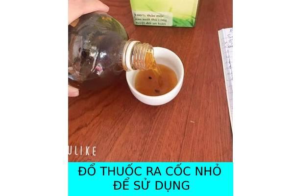 Sử dụng thuốc đơn giản tại nhà